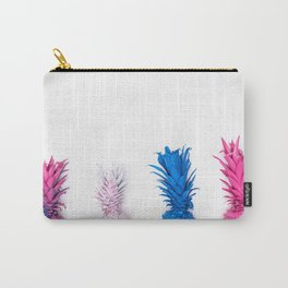 Pineapple Vibrant Colors Carry-All Pouch