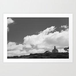 Point Cabrillo Light Art Print