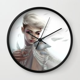 Christalle Wall Clock