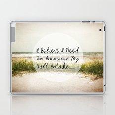 Salt Laptop & iPad Skin