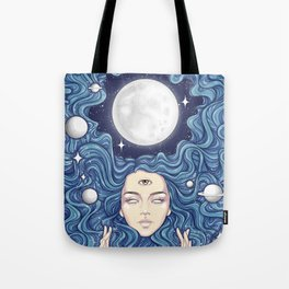 Trippy Chicks Tote Bag