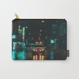 Tokyo Nights / Kiss Land II / Blade Runner Vibes  / Liam Wong Carry-All Pouch