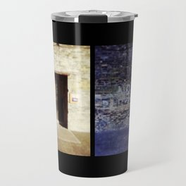 """""""will the world end in the night time?"""" Travel Mug"""