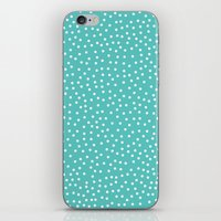 dots iPhone & iPod Skins featuring Dots. by Priscila Peress