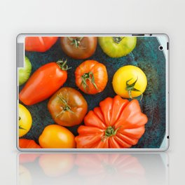 Various heirloom tomatoes Laptop & iPad Skin
