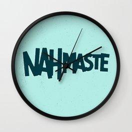 Nahmaste Wall Clock