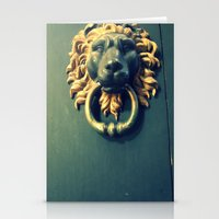 narnia Stationery Cards featuring Even if there isn't any Narnia. by Nicole Nutter
