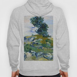 The Rocks, Rocks With Oak Tree - Digital Remastered Edition Hoody