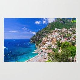 Amalfi Coast Italy Rug