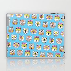 Extraterrestrial Cats Laptop & iPad Skin