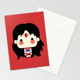sailor marte Stationery Cards