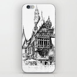 Wroclaw City Hall iPhone Skin
