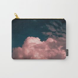 Pink night clouds Carry-All Pouch