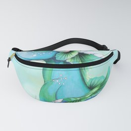 Bitty Water Dragon Fanny Pack