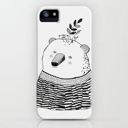Cutie Pol iPhone Case