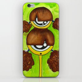 Siamese Aliem iPhone Skin