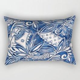 Hawaiian tribal pattern II Rectangular Pillow