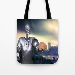 Hamlet Science-Fiction Tote Bag