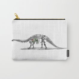 Brachio-foliage-asaurus Carry-All Pouch