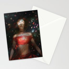 Lux libera nos Stationery Cards