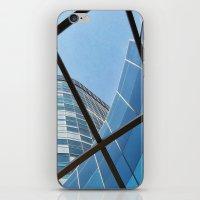 matrix iPhone & iPod Skins featuring matrix by resonate