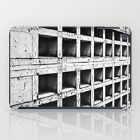 concrete iPad Cases featuring Concrete by Cobo