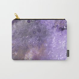 Fading Lavander Carry-All Pouch