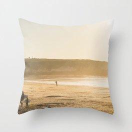 Seaside 16 Throw Pillow
