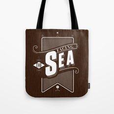 Facing The Sea Tote Bag