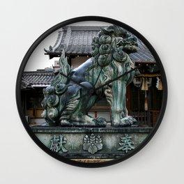 SHITENNOJI, OSAKA Wall Clock