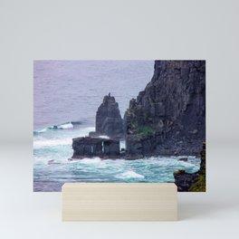 wild nature Mini Art Print
