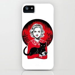 Teenage Witch iPhone Case