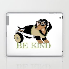 Ricky Bobby #3: Be Kind Laptop & iPad Skin