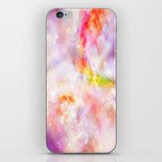 Abstract Magenta Cosmos iPhone & iPod Skin