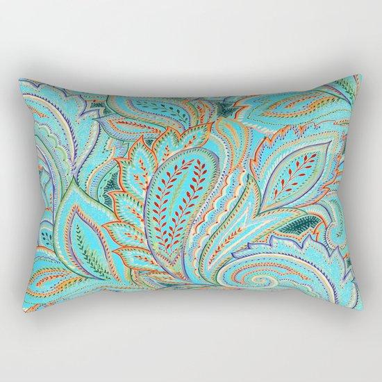paisley, paisley Rectangular Pillow