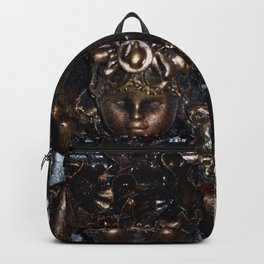 She Rises From Abuse by Kathy Morton Stanion Backpack