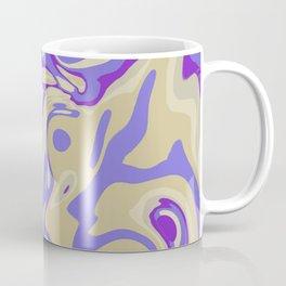 Acrylic Flow #3107 - Blu Berry Mofin Coffee Mug