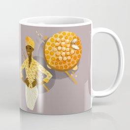 Gooseberry Upside-Down Cake  Coffee Mug