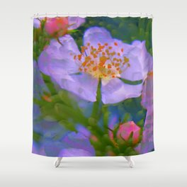 Intoxicating Beauty Shower Curtain