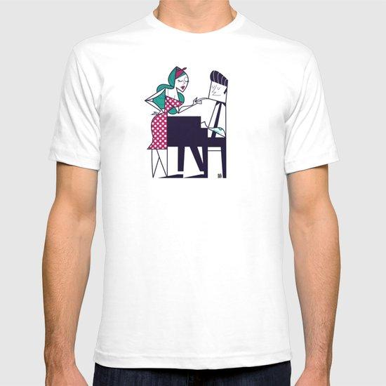 Play it again T-shirt