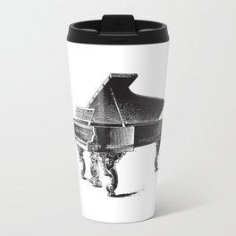 Vintage Piano Travel Mug