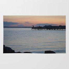 Seaside Fisherman Rug