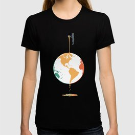 Fill your world with colors T-shirt