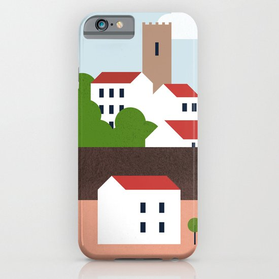 Green Istria iPhone & iPod Case