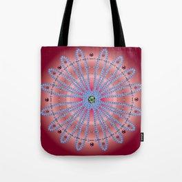 Relationship Mandala - מנדלה זוגיות Tote Bag