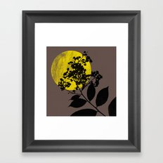 myrtle 1 sq Framed Art Print