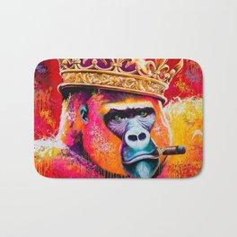 KING---GORILLA Bath Mat
