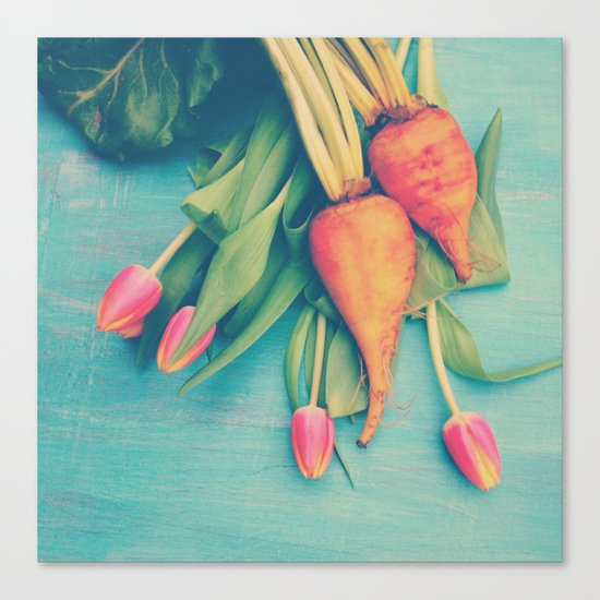 The Beet Goes On Canvas Print