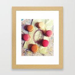 Laduree on Paris Framed Art Print