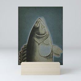Piscibus 5 Mini Art Print
